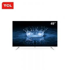 TCL 49英寸超薄4K智能网络电视(TCL外场)