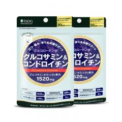 日本ISDG氨糖 240粒*2袋(跨境购)