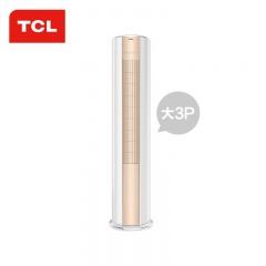 TCL 小旋风智能圆柱变频空调大3P