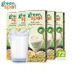 泰国原装进口绿宝谷物豆奶 200ml*72盒
