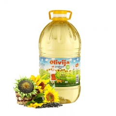 欧立味佳精炼葵花籽油5L