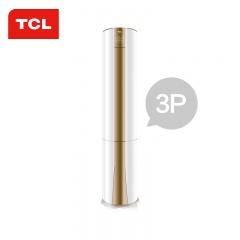 TCL健康钛金智能变频柜式空调大3P