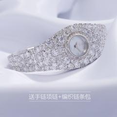 C&C璀璨满钻奢华腕表