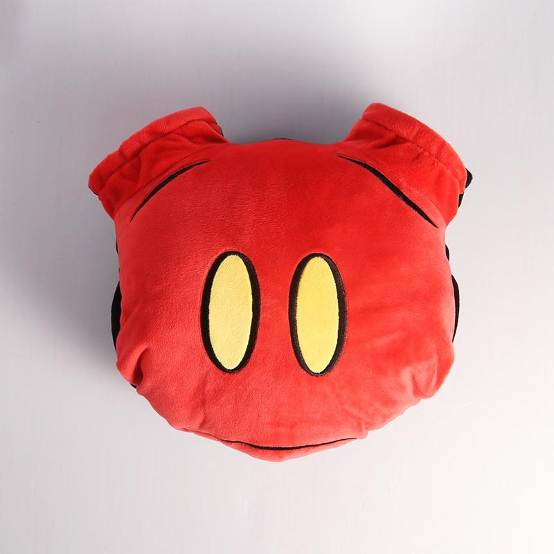 mickey 可爱卡通多功能抱枕