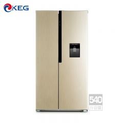 韩电 540升 对开门冰箱