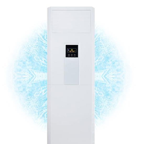 tcl节能静音大风量空调柜机3p