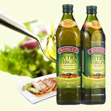 西班牙BORGES伯爵初榨橄榄油