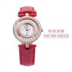 CC奢华舞钻璀璨腕表组女士手表