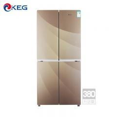韩电 380升 十字门冰箱