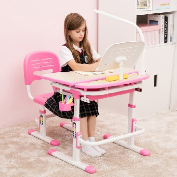 童星 多功能儿童学习桌 两色可选