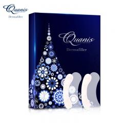 Quanis克奥妮斯 玻尿酸无创可溶微针微晶美容膜(1300针)1对装