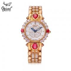 爱其华彩宝系列珠宝腕表 手表 女款