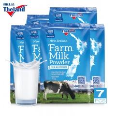 新西兰原产纽仕兰牧场脱脂奶粉(400G*7袋)(拼拼拼)