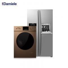 达米尼豪华1+1变频冰箱洗衣机组合(双11疯狂价)