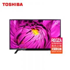 东芝32英寸火箭炮安卓智能网络电视32L2600C (庆生价)