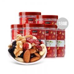 美核家混合坚果12种坚果超值装160g*18罐(双11疯狂价)