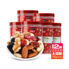 美核家混合坚果12种坚果超值装160g*18罐