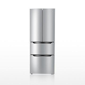 奥马/Homa 285升电脑温控法式多门冰箱