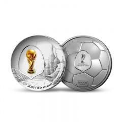 2018年俄罗斯世界杯银章