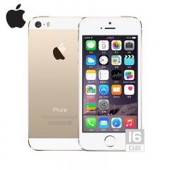 喬布斯經典*蘋果iPhone5s智能4G手機(金色)