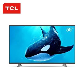 TCL 55英寸4K超高清智能网络电视