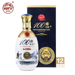 汾酒100年汾藏1989珍藏组  475ml*12瓶