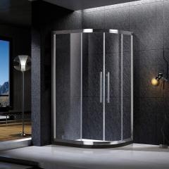 BAROKE巴洛克高端定制不锈钢淋浴房(0.1m²补订)