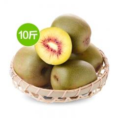中国原产凤凰红心猕猴桃 10斤 约60-70个