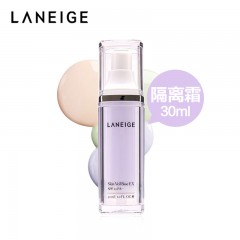 Laneige/兰芝 雪纱丝柔防晒隔离霜SPF22 PA++ 30ml