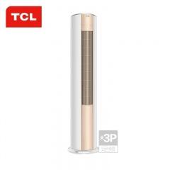 TCL定频大3P小旋风立式空调 2018年新品