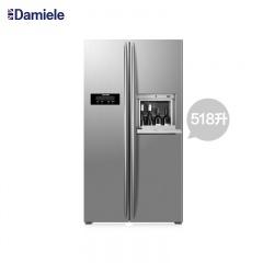 达米尼518升WIFI智能变频吧台豪华冰箱(双11疯狂价)