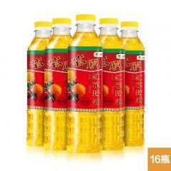 中粮新疆红花籽油健康养生组400ml*16瓶