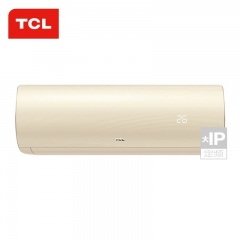 TCL 六六顺 2代 大1P钛金挂式空调