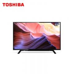 东芝55英寸智能网络电视55L2600C(双11疯狂价)