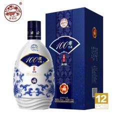 山西汾酒集团100年汾藏清酿组  475ml*12瓶