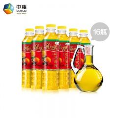 中粮新疆红花籽油400ml*16瓶