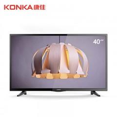 KONKA/康佳 40英寸超薄超窄边LED液晶电视