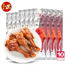 佰食优香港众星鸭小腿 72g*10袋