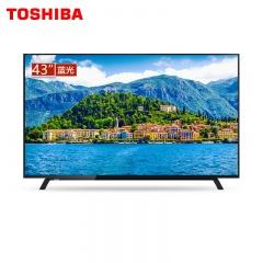 东芝43英寸平面2K蓝光电视