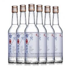 台湾阿里山高粱酒道阖陈年52度浓香型白酒 500ml*6瓶