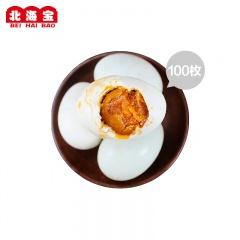 北海宝北海红树林散养烤海鸭蛋美味组65g*100枚