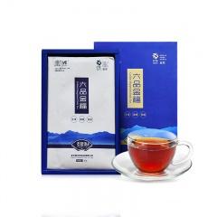 天泉池安化黑茶荒山茯王六品金茯砖茶3kg