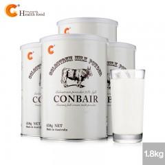澳大利亚原装进口康培尔牛初乳健康组450g*4罐