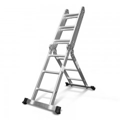 奥鹏 多功能折叠关节梯