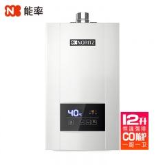 能率12升智能恒温防冻燃气热水器  GQ-12E3FEX