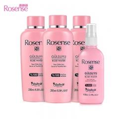 Rosense土耳其原装玫瑰纯露套组200ml+100ml(赠200ml*2)