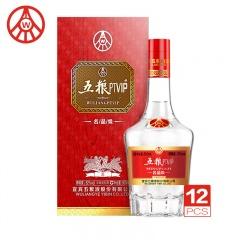 五粮液PTVIP名品级豪华浓香型白酒 500ml/瓶*12瓶