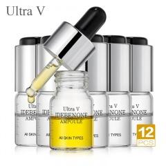 乌尔特拉 抗皱安瓶精华套组6ML*4支*1盒 (原装进口)