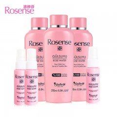 Rosense土耳其原装玫瑰纯露套组