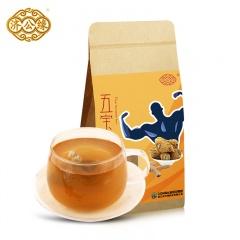 济公缘五宝茶 120g 玛咖五宝茶 男人茶枸杞茶 男性养生茶